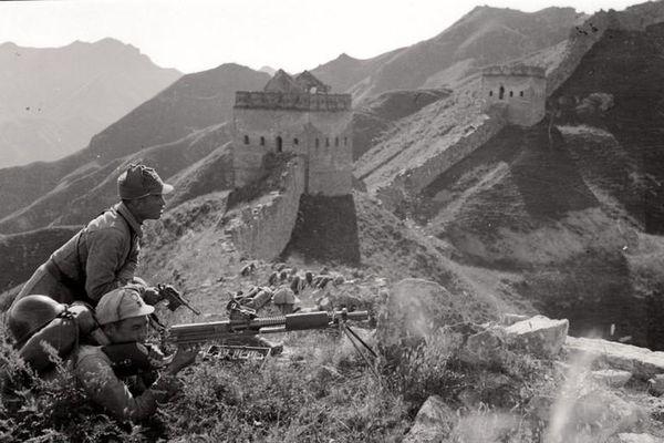 Quân đội Nhật Bản vượt qua Vạn Lý Trường Thành như thế nào? (P2)