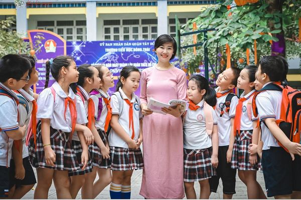 Hà Nội giáo dục đạo đức, lối sống cho học sinh: Bộ quy tắc ứng xử là 'thước đo'