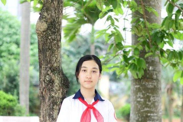 Viết thư cho em bé sinh ở mùa COVID, học sinh Hà Nội giành giải nhất viết thư UPU