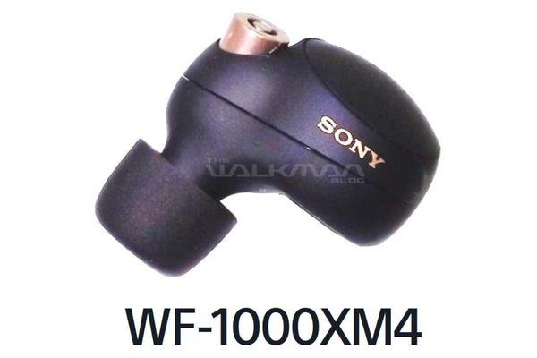Sony WF-1000XM4 rò rỉ với thiết kế mới hoàn toàn