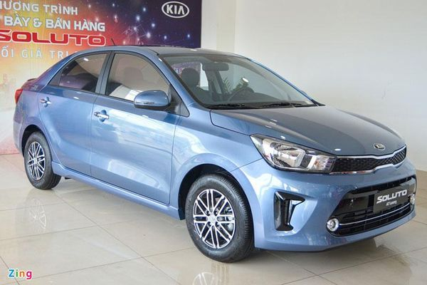 Những xe sedan số tự động dưới 500 triệu đồng đáng mua tại Việt Nam
