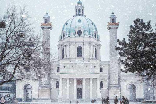 11 thành phố Châu Âu đẹp như cổ tích vào mùa đông