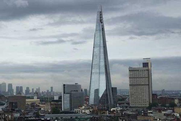 Chiêm ngưỡng những kiến trúc độc đáo chỉ có thể ở London
