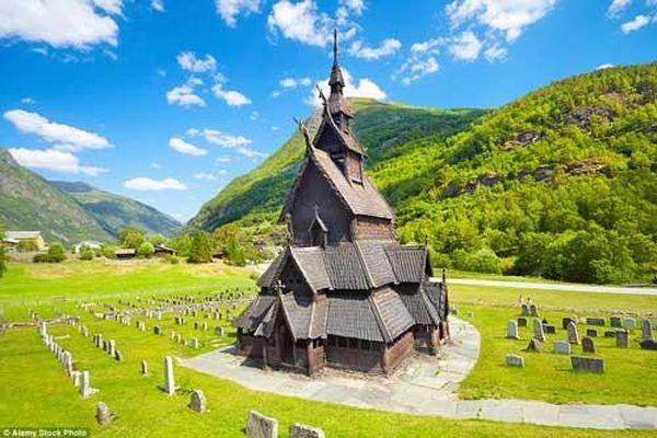 Những nhà thờ khiến các kiến trúc sư cũng phải mê mẩn