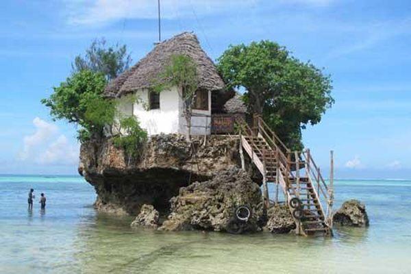 15 căn nhà đẹp đến khó tin được thiết kế dựa vào thiên nhiên