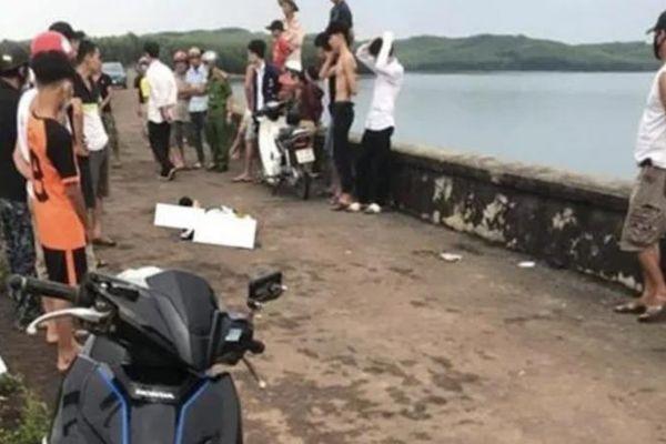Quảng Trị: Nam sinh lớp 10 bị sét đánh tử vong bên hồ