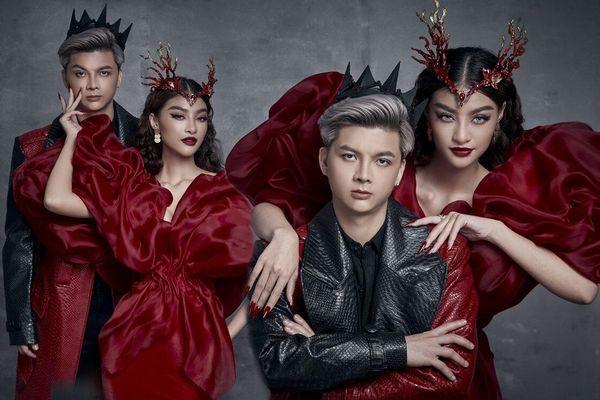 Lona tung bộ ảnh cùng producer Kent Trần trước thềm The Heroes: Đúng chuẩn thần thái Beauty queen
