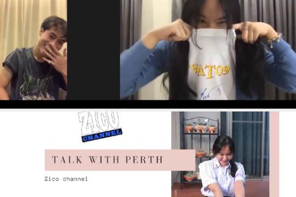 Văn Toàn 'hẹn hò' với con gái của HLV Thái Lan, nói chuyện bằng 3 thứ tiếng