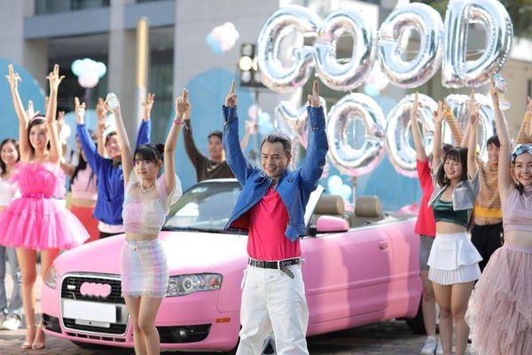 'Ờ mây zing good mood' - Binz lại 1 lần nữa gia nhập hội những người chơi hệ viral với MV mới nhất