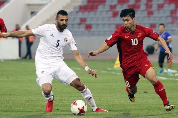 Đội tuyển Việt Nam chốt lịch đá giao hữu với Jordan tại UAE
