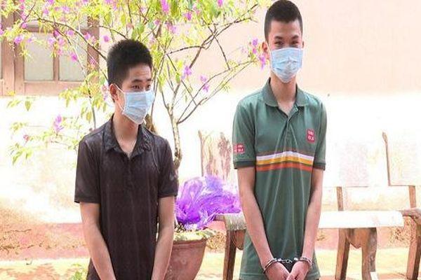 Bắt giữ 2 đối tượng gây ra hàng loạt vụ trộm cắp xe máy tại Thanh Hóa