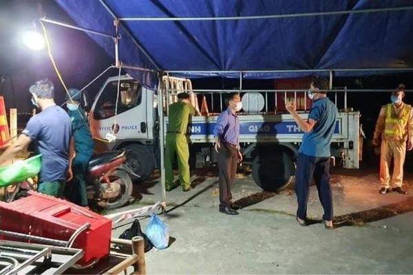 Hà Tĩnh: Dỡ bỏ lệnh phong tỏa tại thôn có ca tái dương tính với SARS-CoV-2