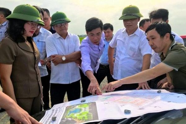 TNG Holding đề xuất xây dựng khu đô thị hơn nghìn tỷ ở Hà Tĩnh
