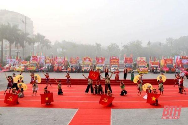 Dừng tổ chức Liên hoan tuyên truyền cổ động chào mừng bầu cử ĐBQH khóa XV và đại biểu HĐND các cấp nhiệm kỳ 2021-2026