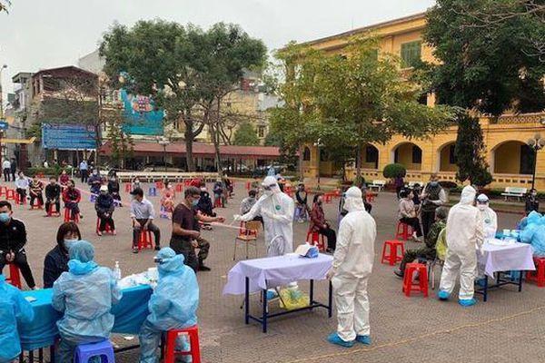 261 sinh viên, 14 giảng viên Đại học An Giang tạm thời không đến trường để tự cách ly