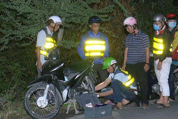 Việc làm ý nghĩa của Câu lạc bộ thiện nguyện SOS Tân Hồng