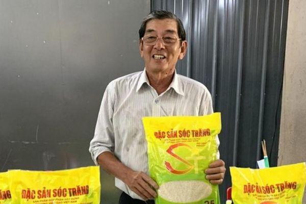 Kỹ sư Hồ Quang Cua: Câu chuyện đưa hạt gạo Việt Nam 'vươn mình' ra biển lớn