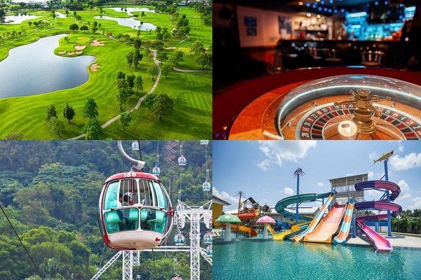 Công thức hút đầu tư của dự án du lịch nghỉ dưỡng 6 sao Đại Hải Forest