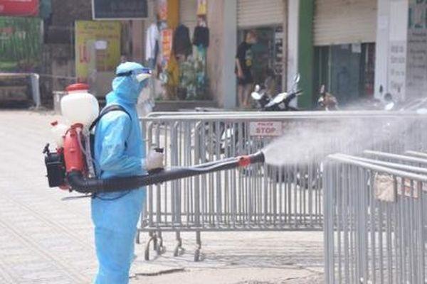 Chiều 11/5, Việt Nam có thêm 27 ca mắc COVID-19 trong cộng đồng