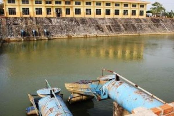 Khánh Hòa: 400 tỷ đồng đầu tư nhà máy nước sạch Sơn Thạnh