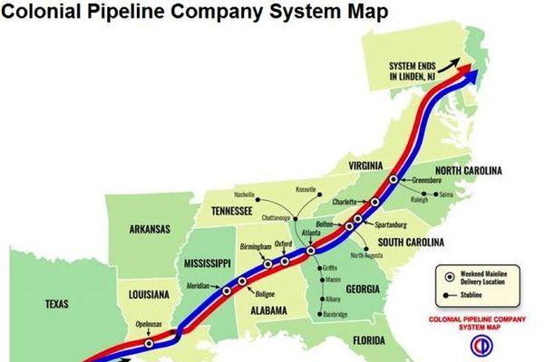 Đường ống dẫn lớn của Mỹ bị đóng cửa do cuộc tấn công mạng và điều gì sẽ xảy ra tiếp theo