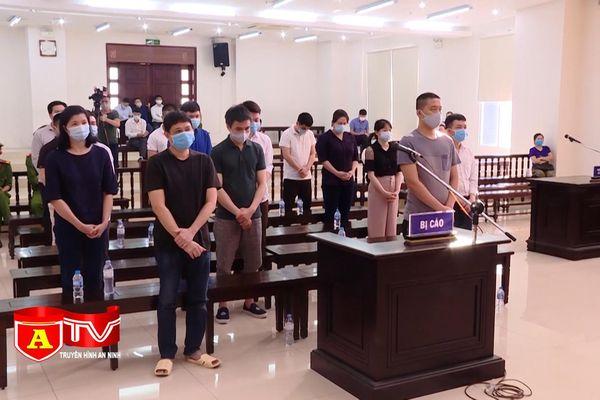 Tuyên phạt các bị cáo trong vụ án tại công ty Nhật Cường