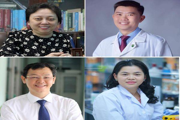 4 ứng cử viên đại biểu Quốc hội lĩnh vực y tế ở TP.HCM là ai?