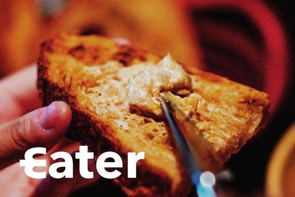 Món pate lươn đồng hun khói của đầu bếp ở TP.HCM