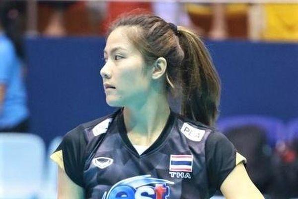 Tuyển bóng chuyền nữ Thái Lan bỏ giải thế giới