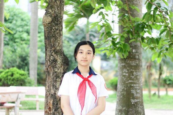 Nữ sinh Hà Nội đạt giải Nhất quốc gia cuộc thi viết thư UPU 50