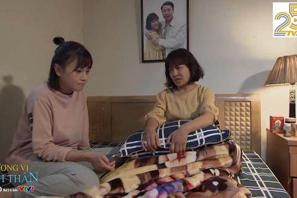 'Hương vị tình thân' tập 18: Bà Bích khuyên Nam từ bỏ ý định tìm bố mẹ ruột