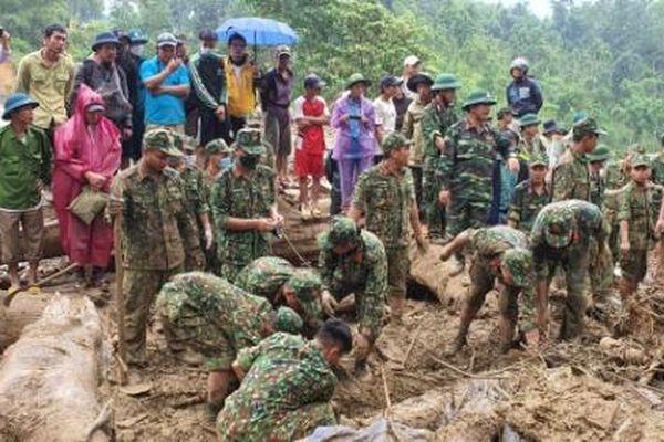 Quảng Nam xây dựng kế hoạch phòng chống thiên tai cho giai đoạn mới