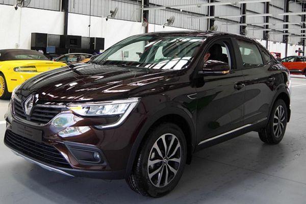 Xe Renault Arkana tiền tỷ chào bán chỉ hơn 600 triệu tại Việt Nam?