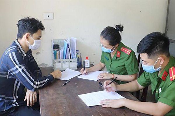 Nghệ An: Giả danh công an chiếm đoạt 2 triệu đồng của người dân mất trộm xe máy