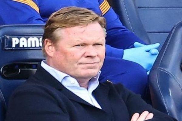 HLV Koeman nhận trách nhiệm sau trận hòa của Barca