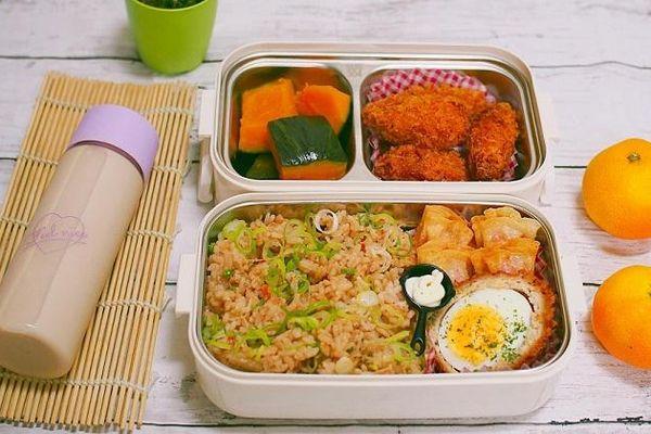 Chỉ mất 30 phút mỗi sáng, vợ đảm ở Nhật sáng tạo chuỗi hộp cơm trưa ngon mắt khiến chồng kén ăn cũng khen nức nở