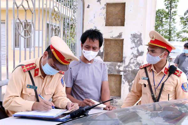 CSGT Hà Nội huy động lực lượng hướng tới ngày hội bầu cử
