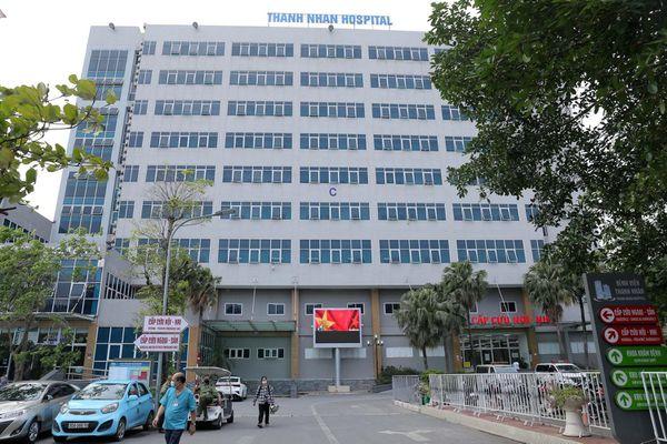 Bệnh viện Thanh Nhàn-Hà Nội ghi nhận bệnh nhân COVID-19