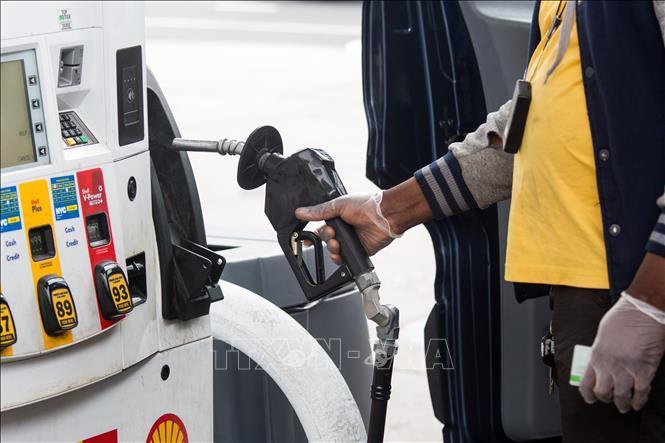 Giá dầu đi lên trước tín hiệu kinh tế phục hồi nhanh chóng