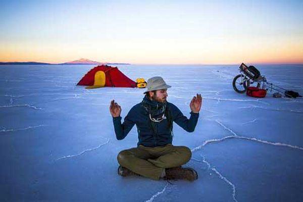 Hành trình khám phá sa mạc muối lớn nhất thế giới ở Bolivia ở nhiếp ảnh gia người Ba Lan