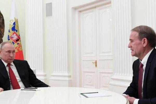 Đồng minh của ông Putin tại Ukraine bị khám nhà để phục vụ điều tra