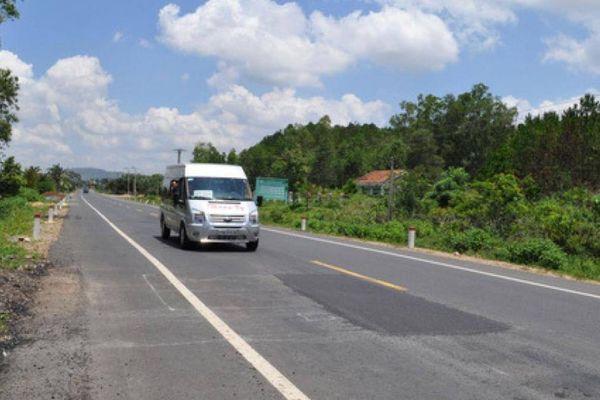 Bộ GTVT ủng hộ Bình Định đầu tư nhiều dự án hạ tầng giao thông