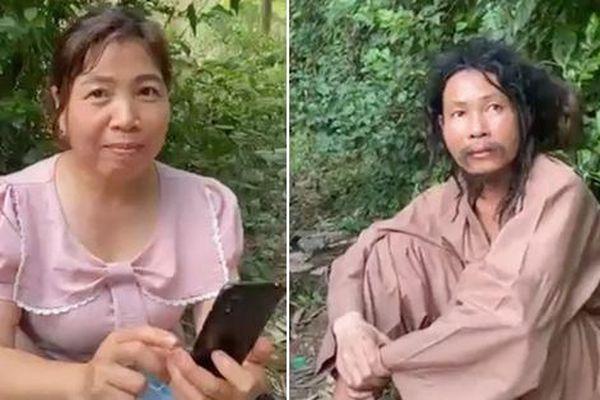Người vợ tìm thấy chồng mất tích hơn 10 năm nhờ xem Tiktok: 'Tìm thấy chồng, tôi mừng rơi nước mắt'