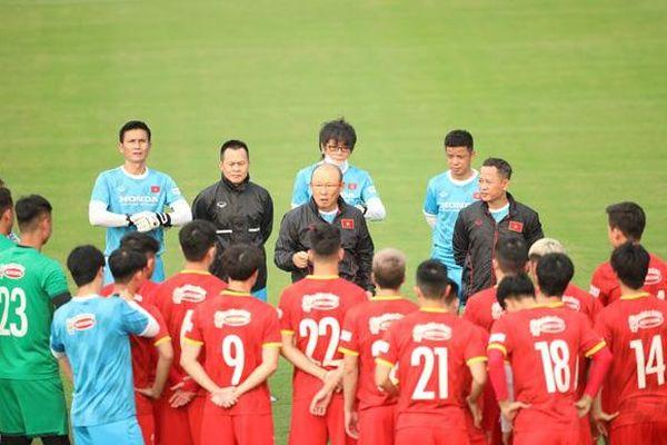 Xuân Trường dính chấn thương, Việt Nam đá giao hữu với Jordan trước vòng loại World Cup
