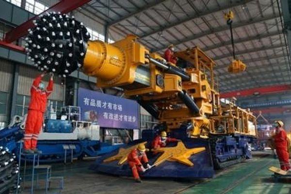 Doanh nghiệp nhà nước Trung Quốc đẩy mạnh phát triển cụm công nghiệp thông minh