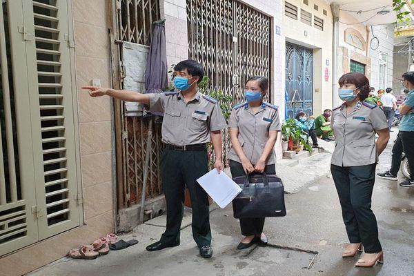 Thi hành án dân sự TP Bắc Giang: Giải quyết dứt điểm các vụ việc đủ điều kiện