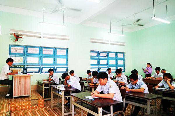 Công bố số liệu chính thức thí sinh đăng ký dự tuyển vào lớp 10 năm học 2021-2022