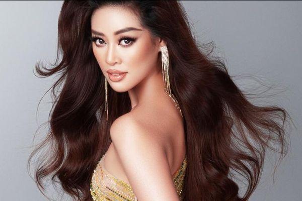 Hoa hậu Khánh Vân liên tục tạo được ấn tượng trước thềm bán kết Miss Universe lần thứ 69