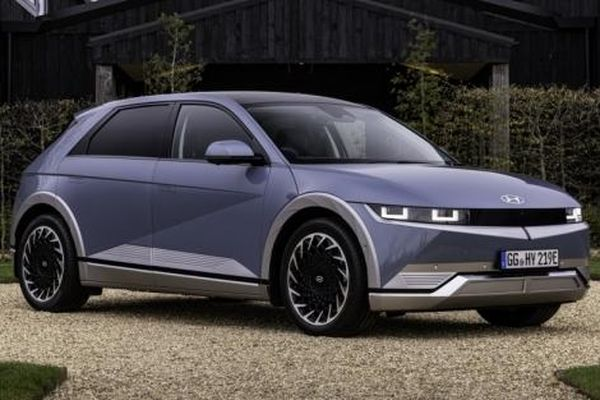 Hyundai Ioniq 5 2022 được chốt giá hơn 1 tỷ đồng