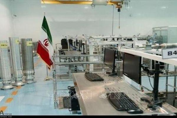 IAEA khẳng định Iran đã làm giàu urani ở mức tinh khiết 63%